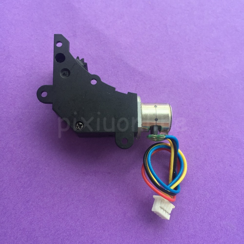 1 pc J412 Super Mini 4 línea paso Motor dos fases redondo Micro Steeping Motor DIY modelo fabricación envío gratis rusia