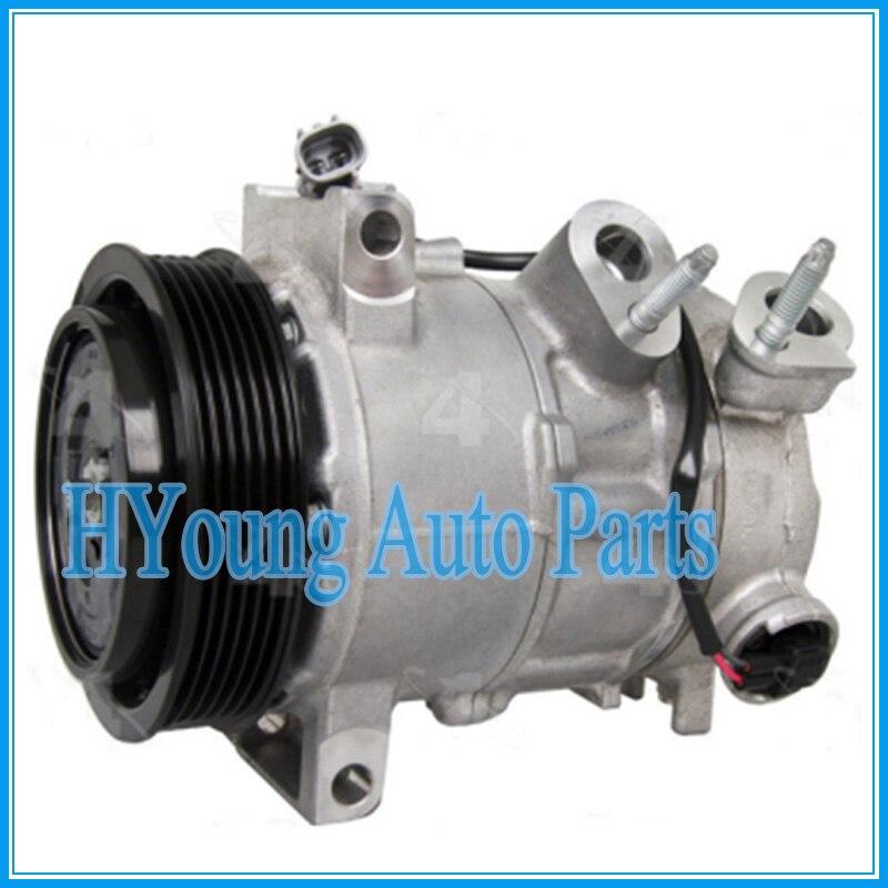 ¡Venta directa de fábrica! compresor de aire acondicionado para Dodge Caliber/Jeep Compass 55111610AB 55111610AA 447150-0751 158388