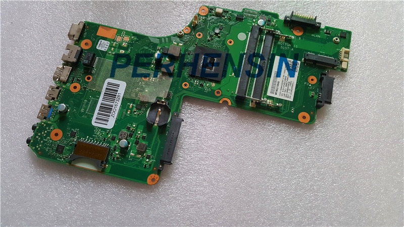 Original para Toshiba Satellite V000325030 6050a2556901 C55dt Series Motherboard 100% testado bom