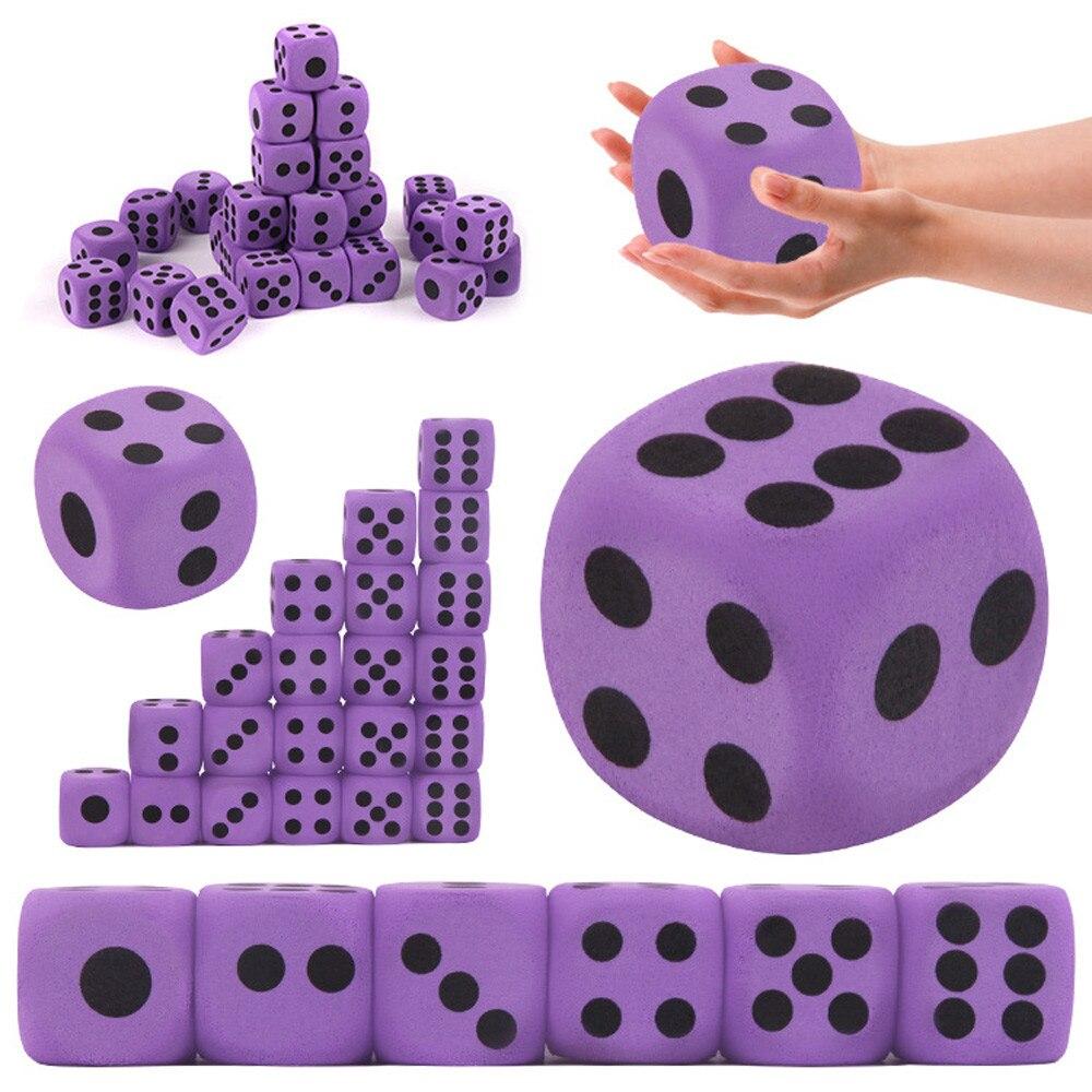 Математические Игрушки, специальная гигантская пена EVA, играющая в кости, блок, вечерние игрушки, игра, приз, забавные гаджеты, интересные игрушки для детей, подарок