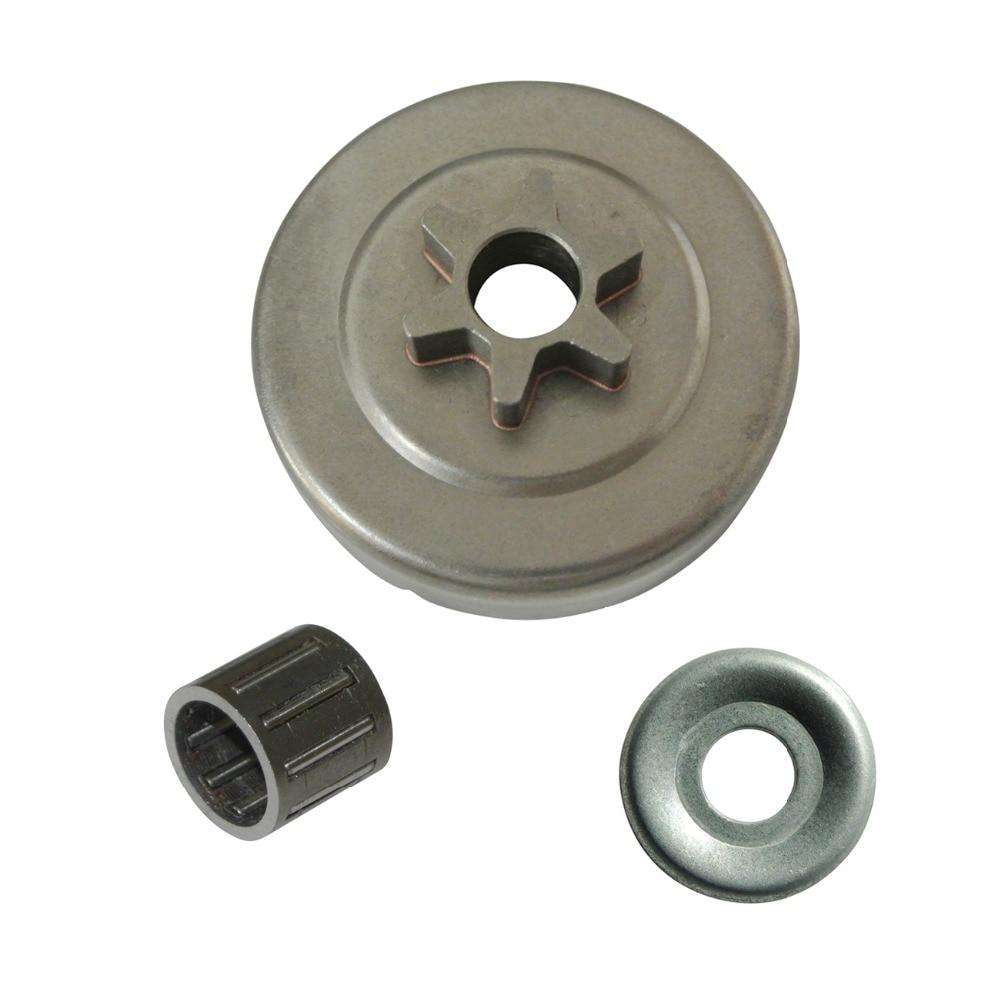 3 8 clutch drum 3/8 6T CLUTCH DRUM Fits STIHL 017 018 021 023 025 MS170 MS180 MS210 MS230 New