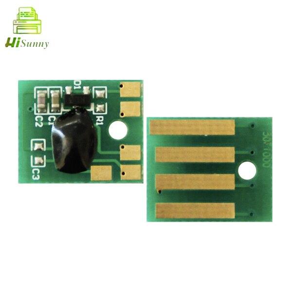 Grado A para Lexmark MS417 MS310 MS312 MS410 MS415 MS510 MS610 MX310 MX410 MX510 MX511 MX611 Chip de cartucho de tóner