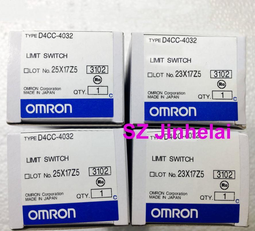 اومرون D4CC-4032 أصيلة الأصلي الحد التبديل
