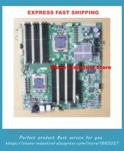 Originele NF5280M2 Server Moederbord 1366 Dual Server Board