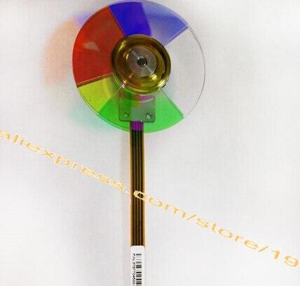 Rueda de color para proyector Vivitek D531, 5 segmentos 44mm