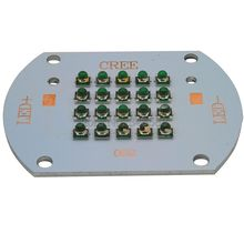 20W 3535 Infrared IR 850nm 60 degree beaming angle 20-Chip High Power LED Emitter Light DC15V-17V 700mA Aluminum or Copper PCB
