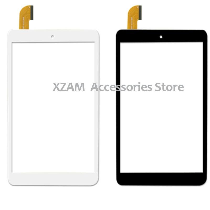 Reemplazo del Sensor del digitalizador del Panel de la pantalla táctil de 8 pulgadas para el cubo u33gt tablet DXP2-0350-080A