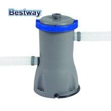 58386 Bestway Pompa Filtro 800Gal 3028L/Hr Piscina Flowclear Piscina Filtro Acqua Pulitore Elettrico Pompa di Circolazione