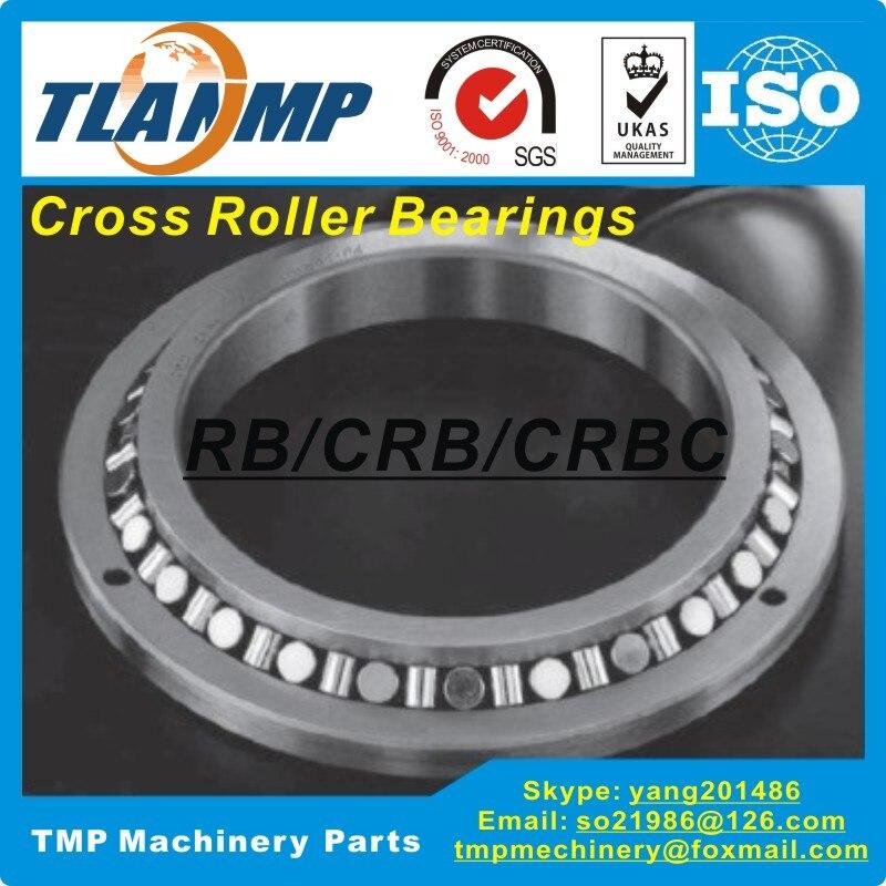 CRBC25040UUT1/P5 TLANMP rodamientos de rodillos cruzados (250x355x40mm) Uso de giradiscos