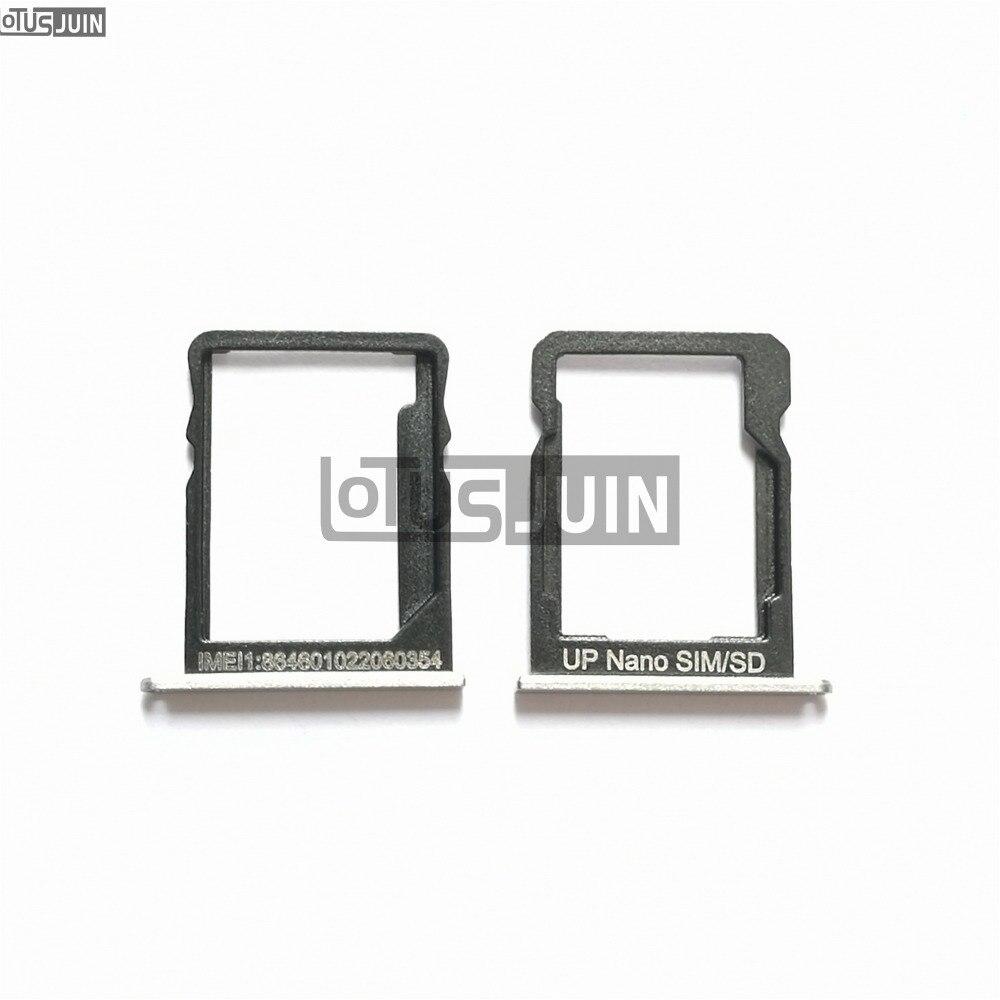 10 nuevas bandeja para tarjeta nano SIM soporte de tarjetas Micro SD partes de adaptador de ranura para Huawei Honor 6 Plus