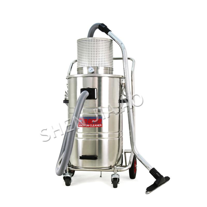 مكنسة كهربائية صناعية تعمل بالهواء المضغوط ، ورشة عمل ، جزيئات غبار معدنية ، سواروفسكي AIR-800 ، مكنسة كهربائية صناعية