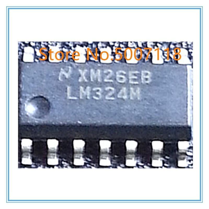 LM324MX LM324M SOP-14 100% nuevo Original