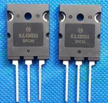30 пар MJL4302A MJL4302 MJL4281A MJL4281 TO-3PL