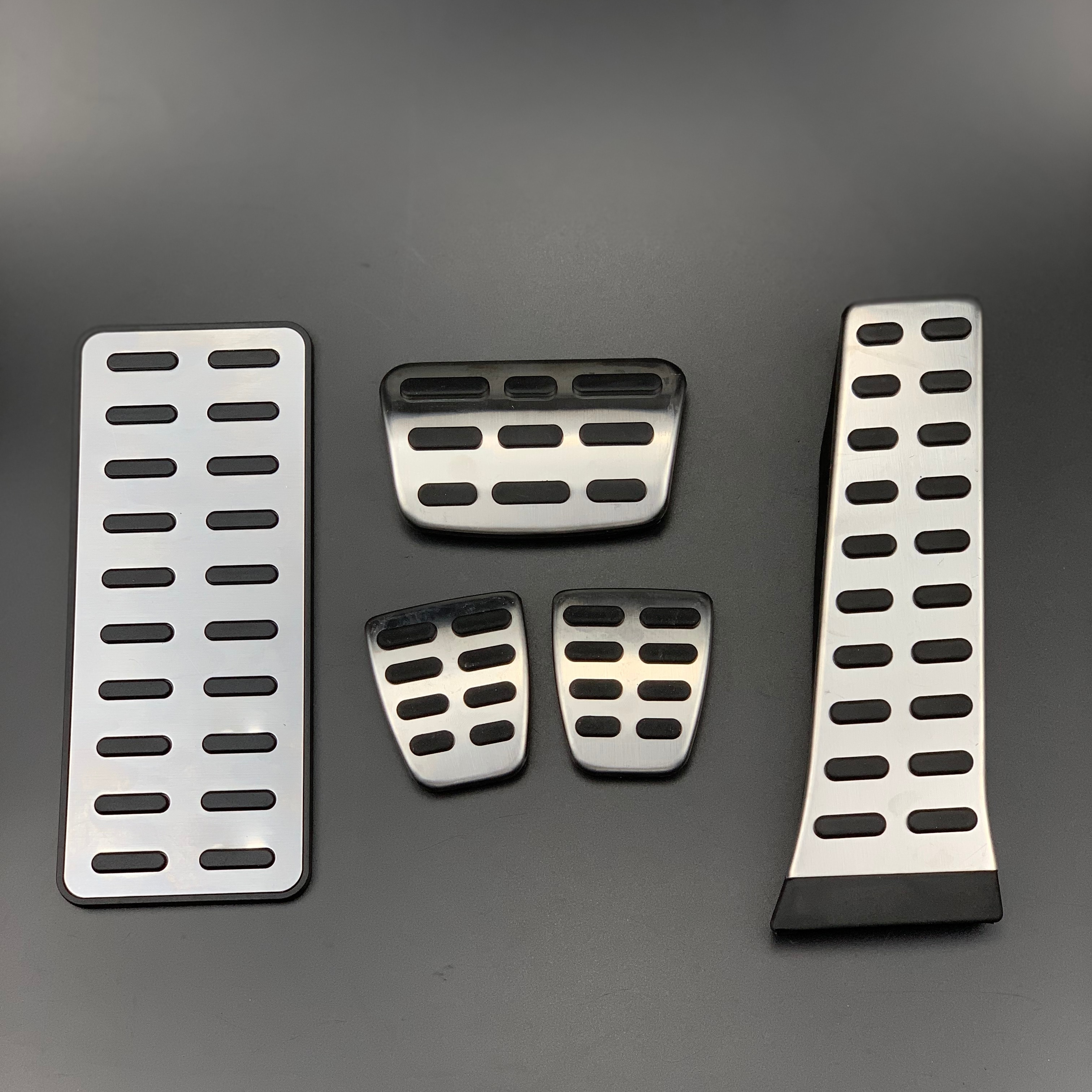 Couvercle de pédale de voiture pour Kia   Sorento KX5 K5 Optima Sportage QL pour Hyundai Sonata i40 Tucson Santa Fe IX35 Ceed MT