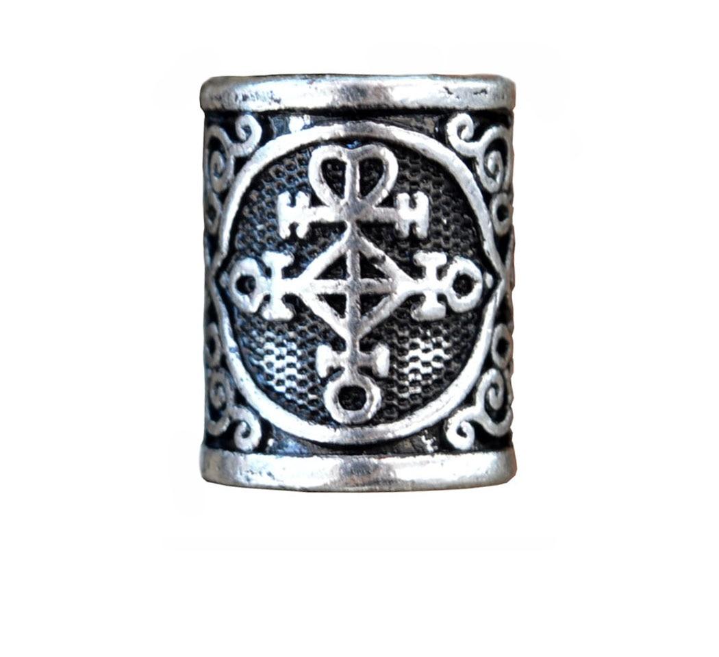 1 шт. высокое качество вес викингов шлем Awe бусины молоток для браслетов Подвеска