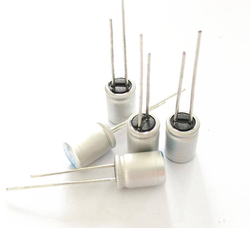 5 шт 20V 390 мкФ 8*11,5 твердый конденсатор 20V390UF