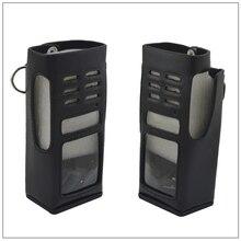 Кожаный чехол с ремнем для моделей клавиатуры Motorola, портативный двухсторонний радиоприемник GP338 HT1250 GP339 GP360 GP380 PTX780 MTX960
