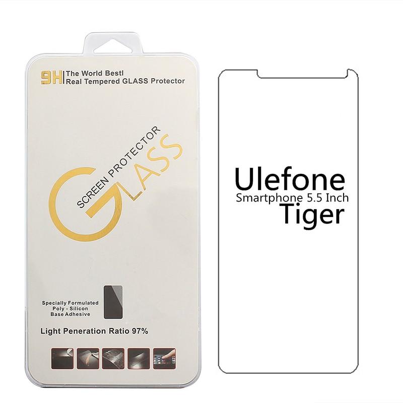 Для Ulefone Tiger/Vienna/Future закаленное стекло 9H 2.5D Высококачественная Защитная пленка для смартфона ulefone