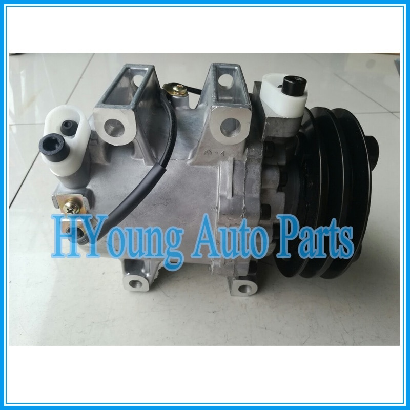 Venta directa de fábrica de un del compresor a/c CR14 para ISUZU D-MAX 897369-4150, 8973694150, 7897236-6371