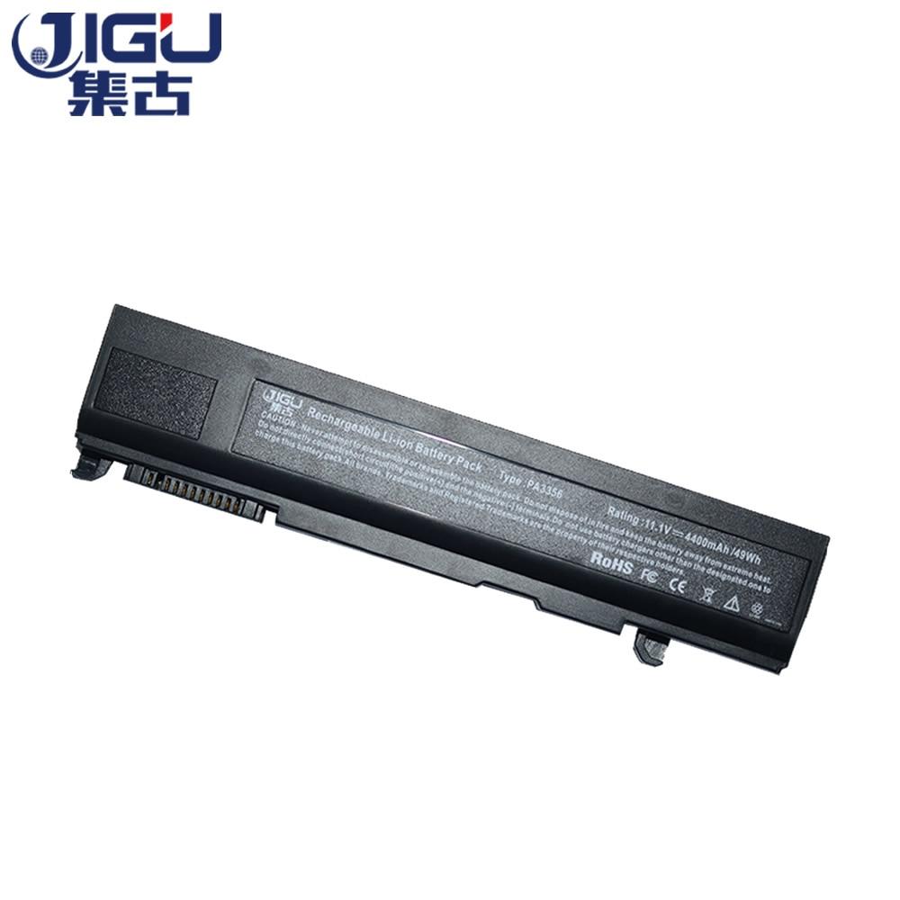 JIGU, batería para ordenador portátil, PA3356U-1BAS PA3356U-1BRS PA3356U-2BAS PA3356U-2BRS PA3356U-3BAS PA3356U-3BRS PA3357U-1BRL para Toshiba