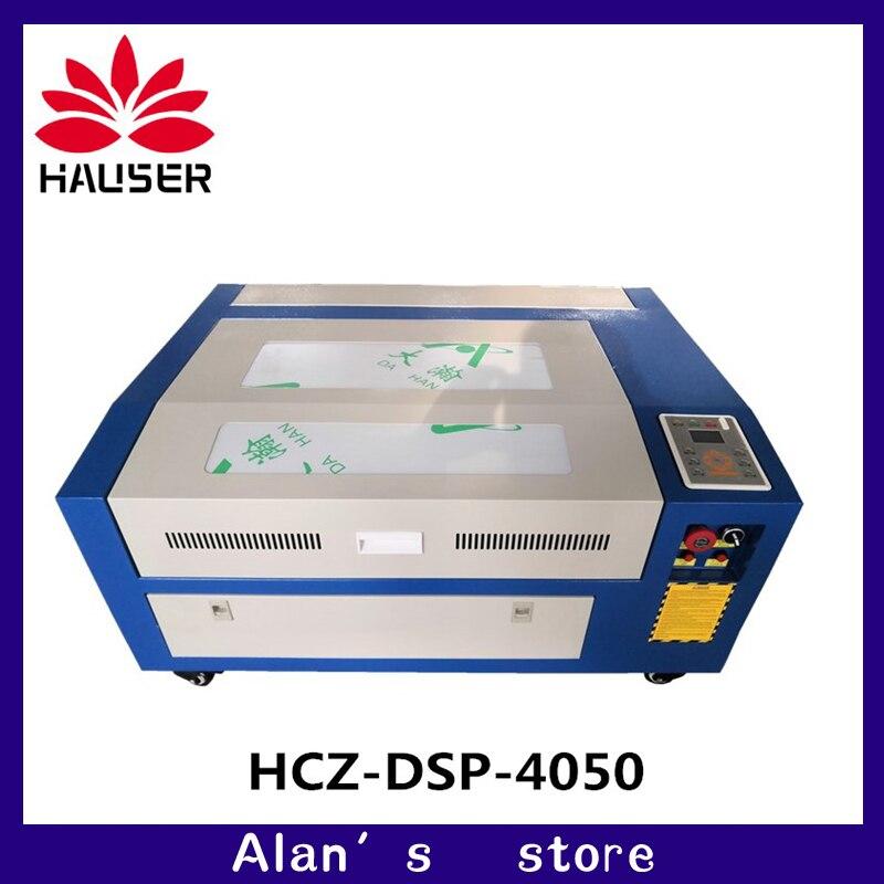 آلة النقش بالليزر RDC5121 DSP Co2 ، آلة النقش بالليزر 5040 CO2 ، آلة القطع بالليزر