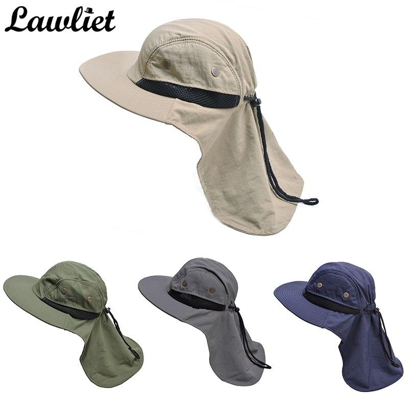 Nueva Marca Chapeau, sombrero de Sol para hombre, sombrilla de pesca, sombrero de cubo, sombrero de verano, escalada, montaña, Selva, senderismo, mujeres, sombreros de protección UV