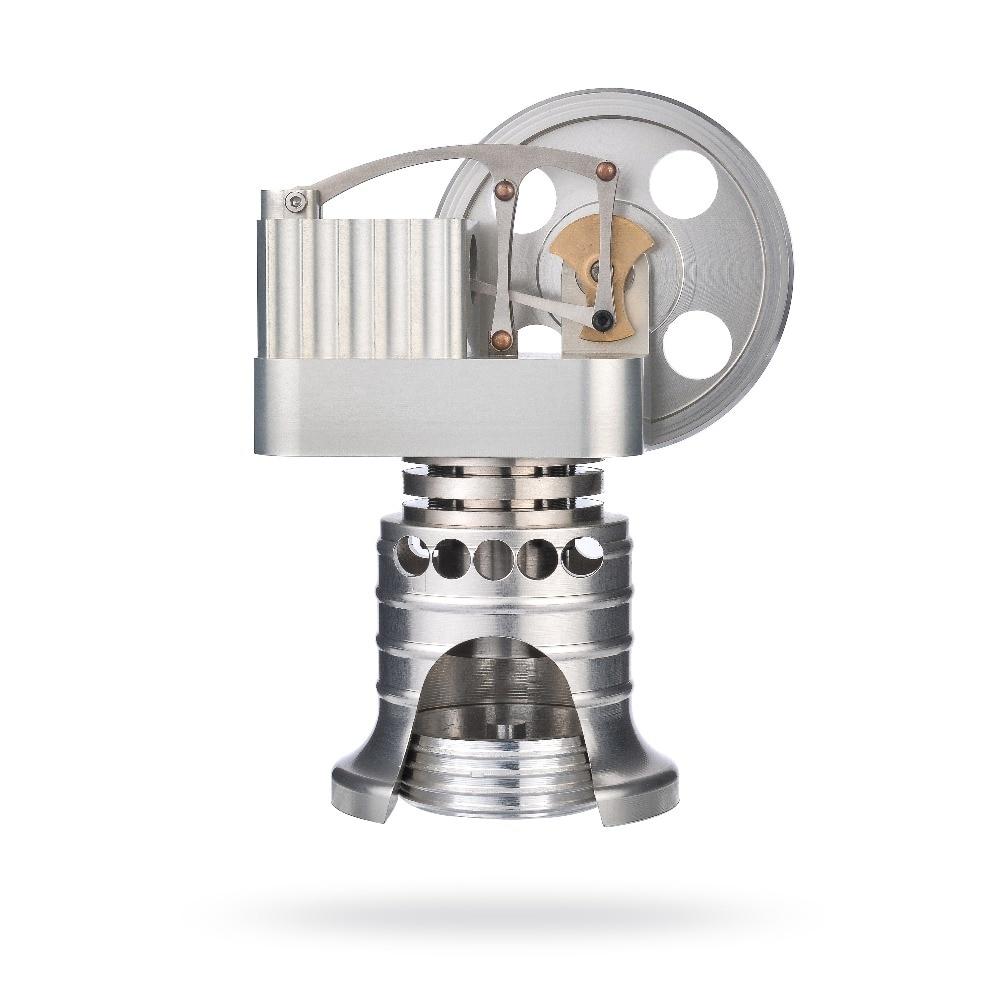 Mini vertical Stirling engine