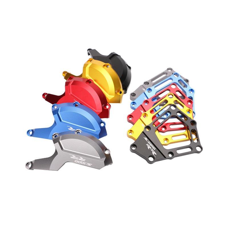 CNC del motor de la motocicleta protector del estator cubierta protectora cubierta para BMW S1000RR HP4 K42 K46 2010, 2011, 2012, 2013, 2014, 2015, 2016