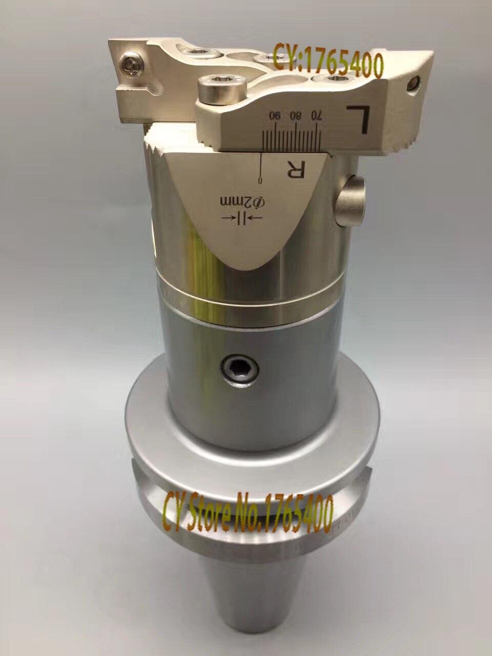 BT40-LBK6-115L M16 أربور RBH 68-92 مللي متر عالية الدقة التوأم بت الخام مملة رئيس تستخدم ل ثقوب عميقة ، RBH68-92 أداة