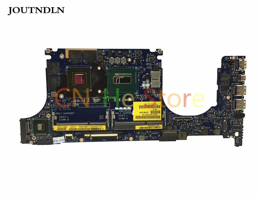 JOUTNDLN Dell Precision M3800 placa base de computadora portátil CN-0PPPP8 0PPPP8 VAUB0 LA-9941P W/I7-4712HQ CPU y K1100M GPU