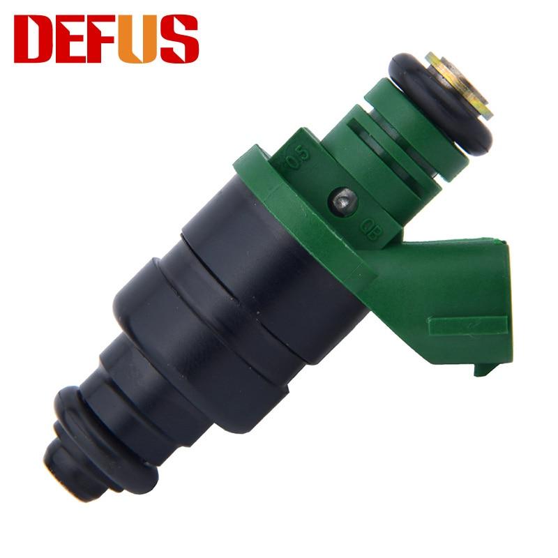 Nuevo inyector de combustible OEM 037906031AL para V-W Golf Bora Je-ta escarabajo Audi A3 boquilla motor válvula de inyección combustible repuestos de automóviles