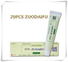 20 pièces ZUDAIFU offre spéciale crème pour problèmes de peau crèmes pour la peau avec crèmes pour le corps ont des produits sans boîte de vente au détail