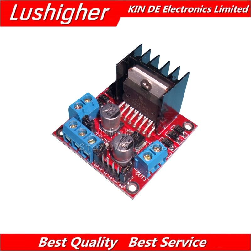 Aliexpress - L298N Motor Driver Controller Board