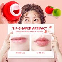 Sexy Lip Plumpers Größere Lippen Enhancer Gelappt Lip Saug Sexy Volle Lippen Praller Pflege Werkzeuge gerät Apple Form Dame Mädchen frauen