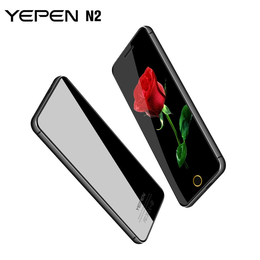 "Original YEPEN N2 Phone Ulcool V66+ Luxury Mini Ultrathin Card Cell Phone With MP3 Bluetooth 1.67""inch Mobile Phone"