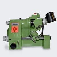 u2 universal cutter grinder 220v drill sharpener sharpening machine for end mill twist drill cutter grinding tool max 3 16mm