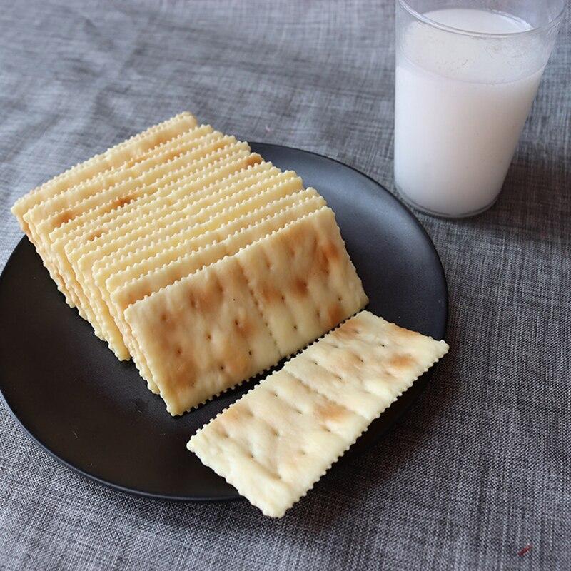 Juguetes Educativos Casa de juego simulación Soda Crackers comida niña niño guardería alimentos educativos