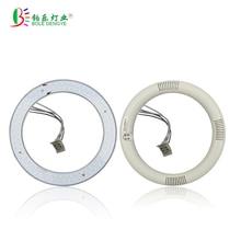 T9 LED Circline ampoule 12 pouces LED circulaire plafonnier remplacement pour 32W anneau Fluorescent FC12T9/CW G10Q 18W 300mm