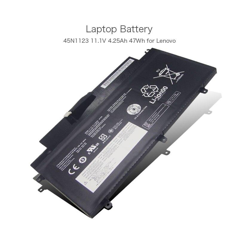 11,1 V 4.25Ah 47Wh оригинальный литий-ионный аккумулятор для Lenovo Thinkpad T431S 45N1123 45N1122 45N1121 45N1120 3lCP 7/64/84 PC