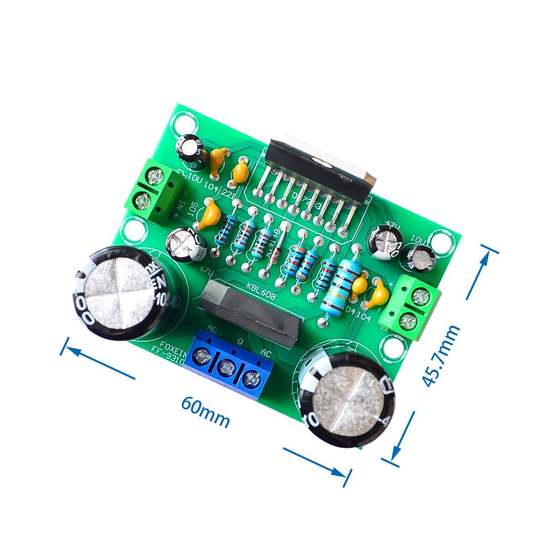 1 шт. TDA7293 AC 12 V-32 V 100W цифровой аудио усилитель одноканальный усилитель