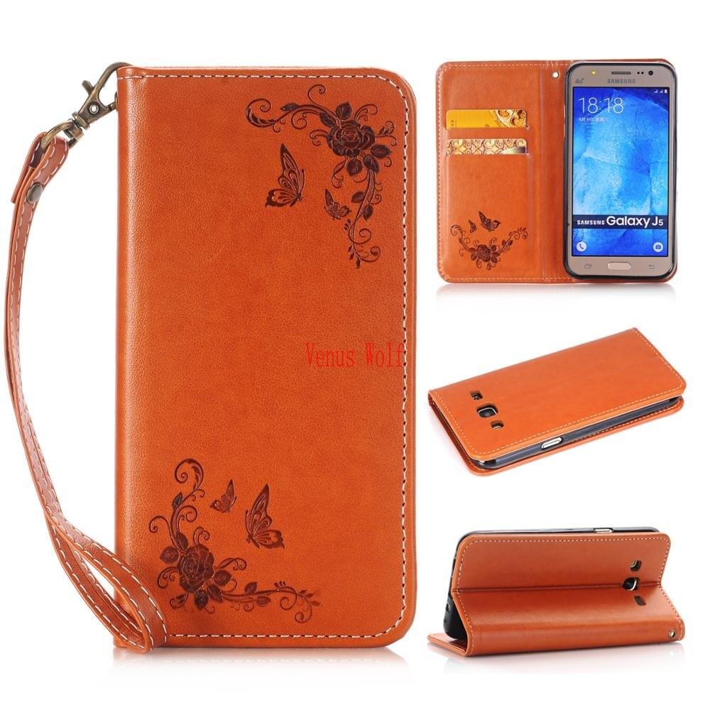 Флип-чехол для Samsung Galaxy J5 J 5 2015 500 J500 J500F J500H, кожаный чехол для Samsung Galaxy J5 2016 J56 J510 J510F J510FN сумка