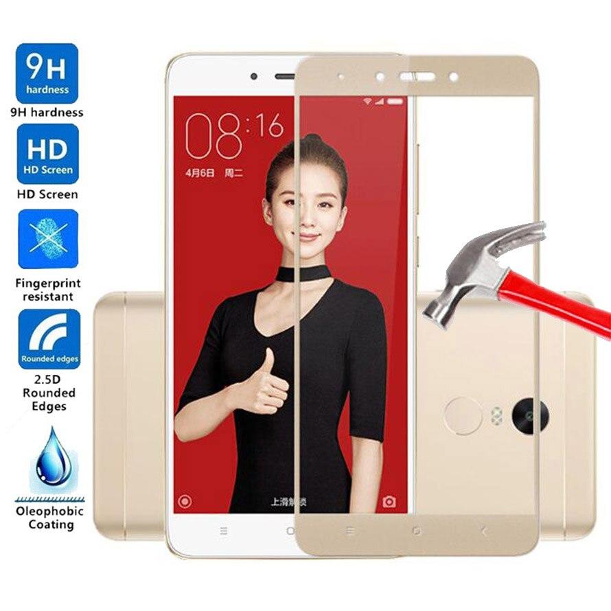 9H 2.5D La cove película protectora de pantalla para Xiaomi Redmi nota...