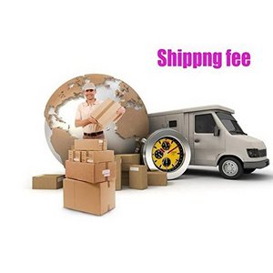 Additional Pay On Your order( for shipping fee and extra fee)