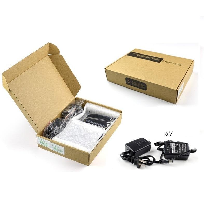2CH digital Video Optical converter fiber optic video optical transmitter and receiver multiplexer 2CH + RS 485 Data FC 20KM enlarge