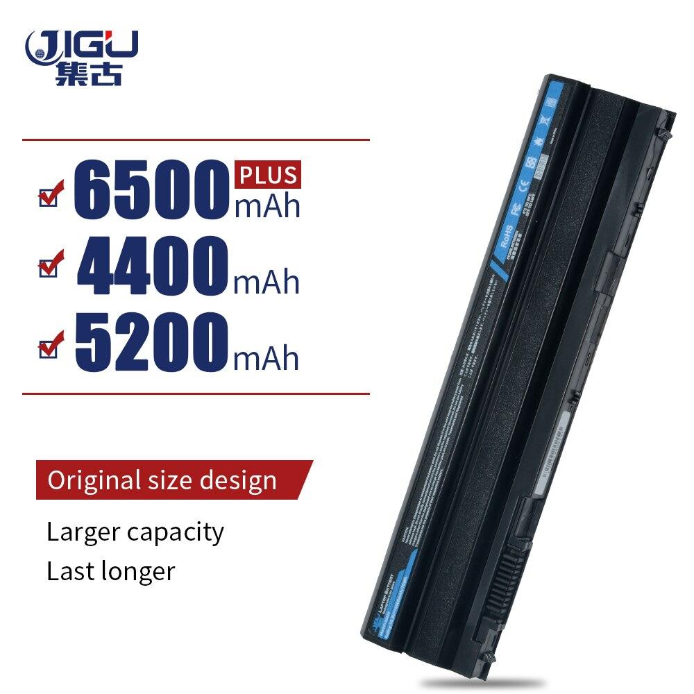 JIGU بطارية كمبيوتر محمول لديل خط العرض E5420 E5520 E6420 E6520 E6430 E6530 E5430 T54F3 M5Y0X HCJWT KJ321 NHXVW PRRRF