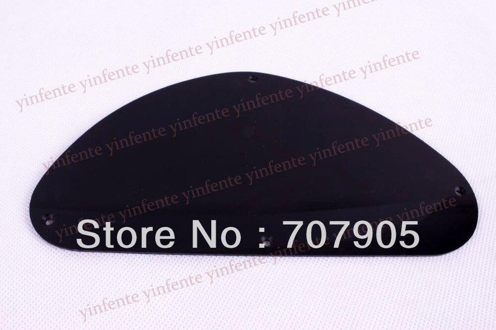 Guitar Accessories Black Precision /P Bass Guitar Cavity Cover Back Plate