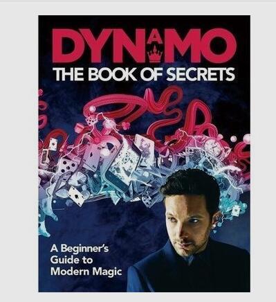 El Libro de los secretos de Dinamo-trucos de magia