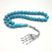 turquoises tasbih men accessories february 23 gift sabh prayer beads 33 beads stone bracelet
