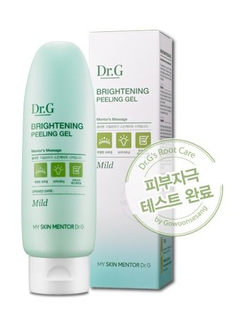Dr.G Gowoonsesang, Gel de pelado brillante (120ml)