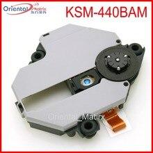 Livraison gratuite prise en charge optique originale KSM-440BAM pour Sony Playstation 1 PS1 KSM-440 avec mécanisme de ramassage optique